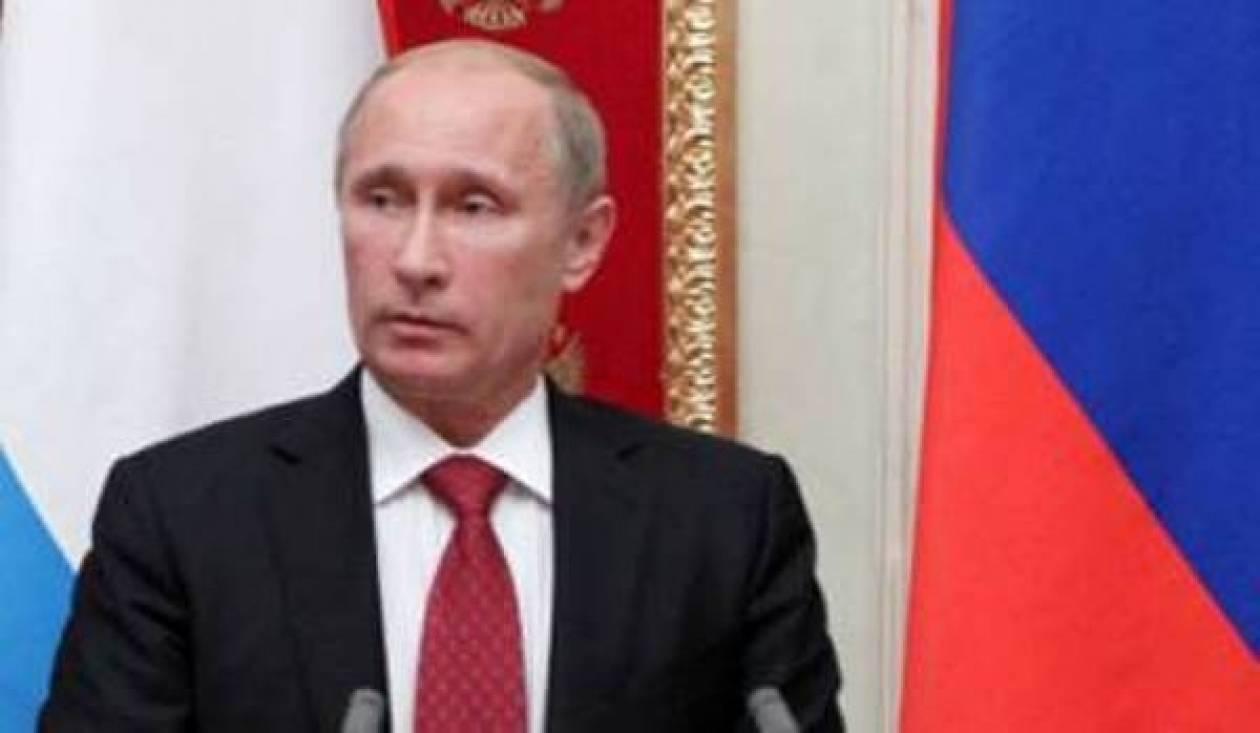Πούτιν: Οι Ευρωπαίοι καθορίζουν τους κανόνες βοήθειας στην Κύπρο