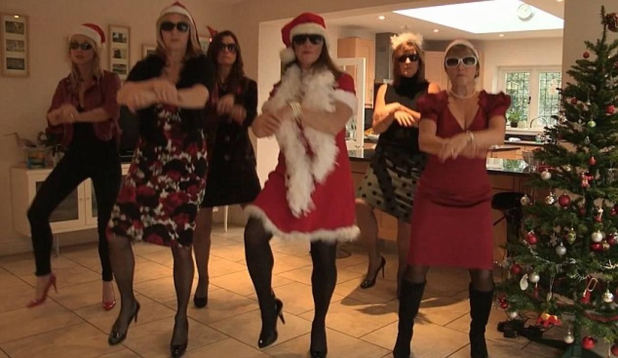 Δείτε όσο αντέχετε: Οι νοικοκυρές κάνουν το... Gangnam Style