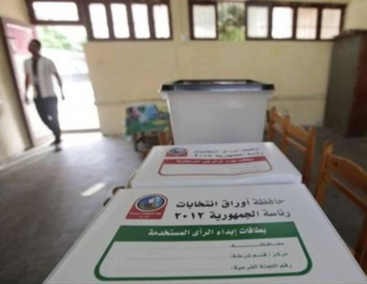 Στις κάλπες για τη β' φάση του δημοψηφίσματος οι Αιγύπτιοι