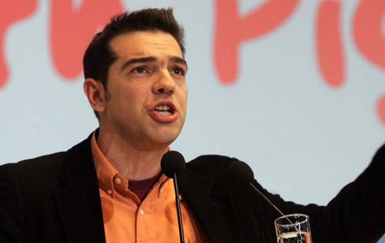 Δημοσκόπηση: Πρώτος ο ΣΥΡΙΖΑ - Μεγάλες απώλειες για τους ΑΝ.ΕΛ.