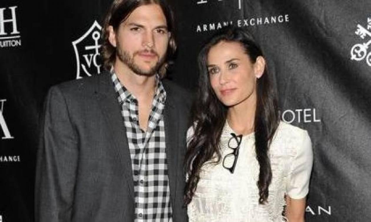 Είναι επίσημο: Ο Ashton Kutcher έκανε την αίτηση διαζυγίου