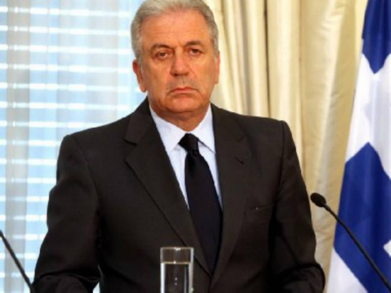 Αβραμόπουλος προς Ερντογάν: Δεν πωλείται κανένα ελληνικό νησί