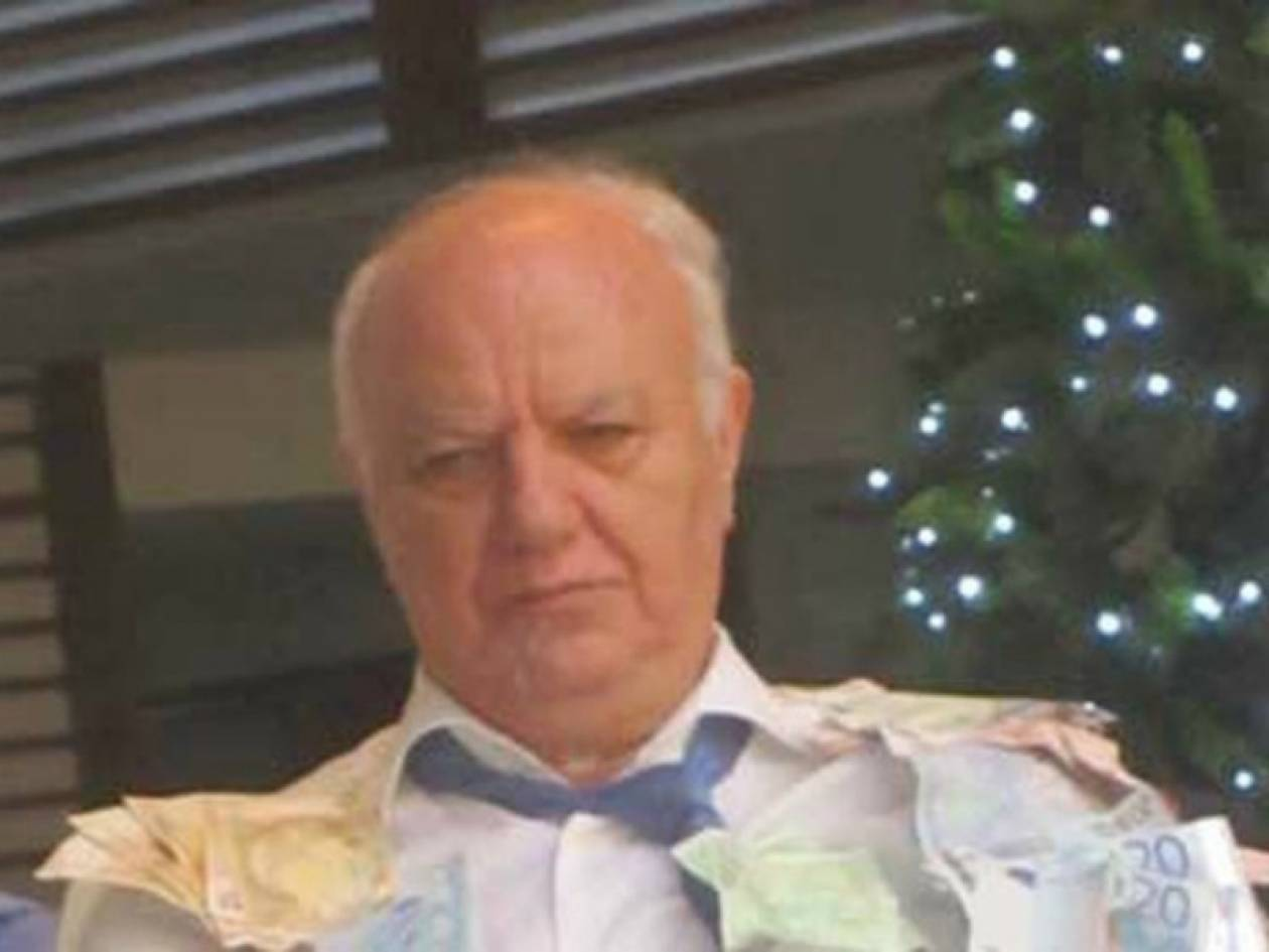 Πρώην υπουργός ξύρισε το μουστάκι του και κέρδισε 30.000 ευρώ!