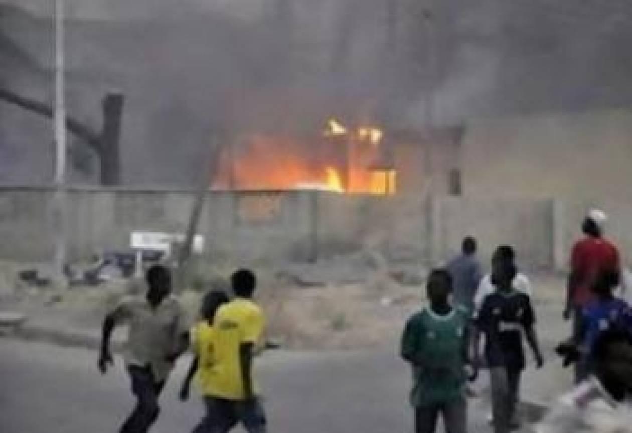 Νιγηρία: Βομβιστική επίθεση αυτοκτονίας