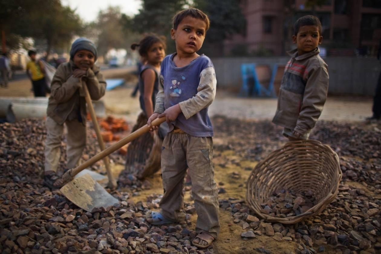 Αύξηση στην παιδική εργασία στα κατεχόμενα