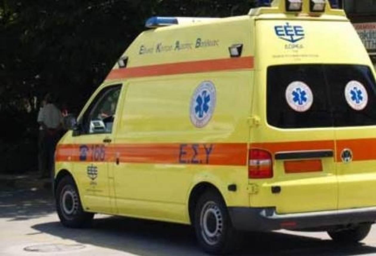 ΣΟΚ: Οδηγός χτύπησε δυο ανήλικα και τράπηκε σε φυγή