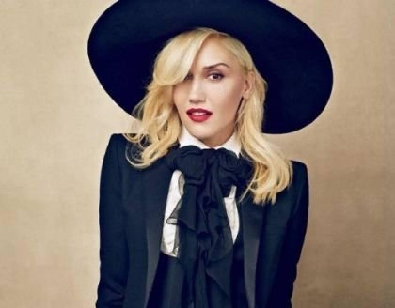 Η Gwen Stefani στο εξώφυλλο της αμερικανικής Vogue