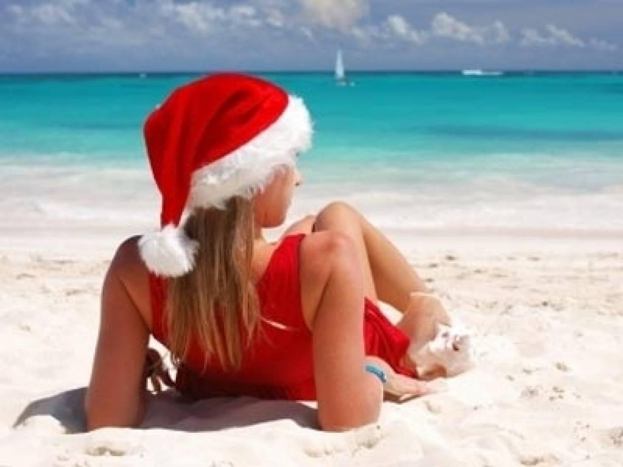 Χριστούγεννα με καύσωνα θα κάνουν οι Αυστραλοί