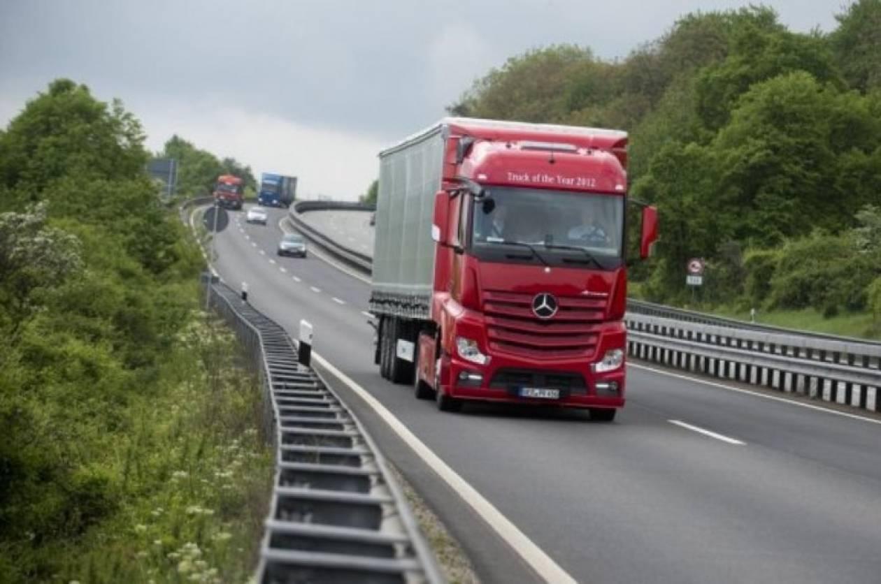 Σήμανε συναγερμός: Φορτηγό στην εθνική άφηνε πίσω του... πυρήνα!