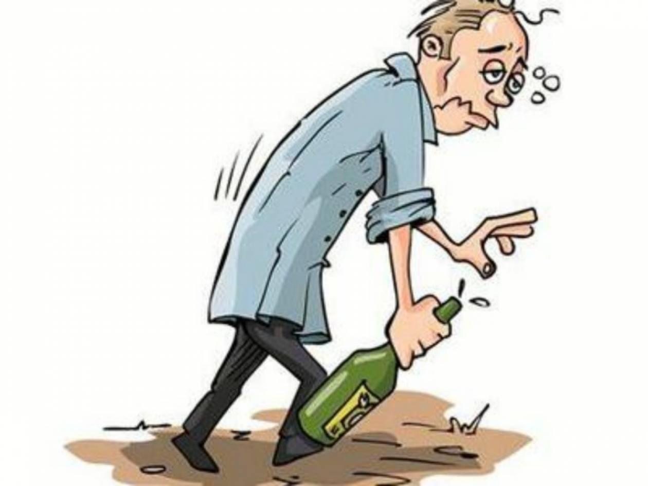 Ανέκδοτο: Μεθυσμένος ψάχνει τι φταίει;