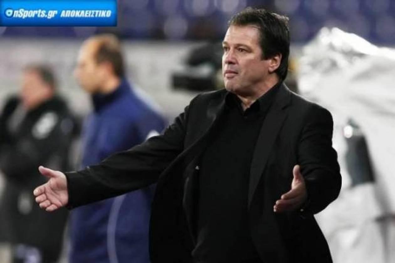 Παπαδόπουλος στο Onsports: «Κοιτάμε... μακριά στο Κύπελλο»