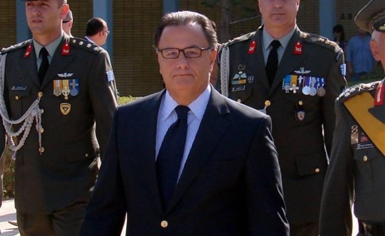 Παναγιωτόπουλος: Οι Ένοπλες Δυνάμεις δίνουν τον καλύτερό τους εαυτό