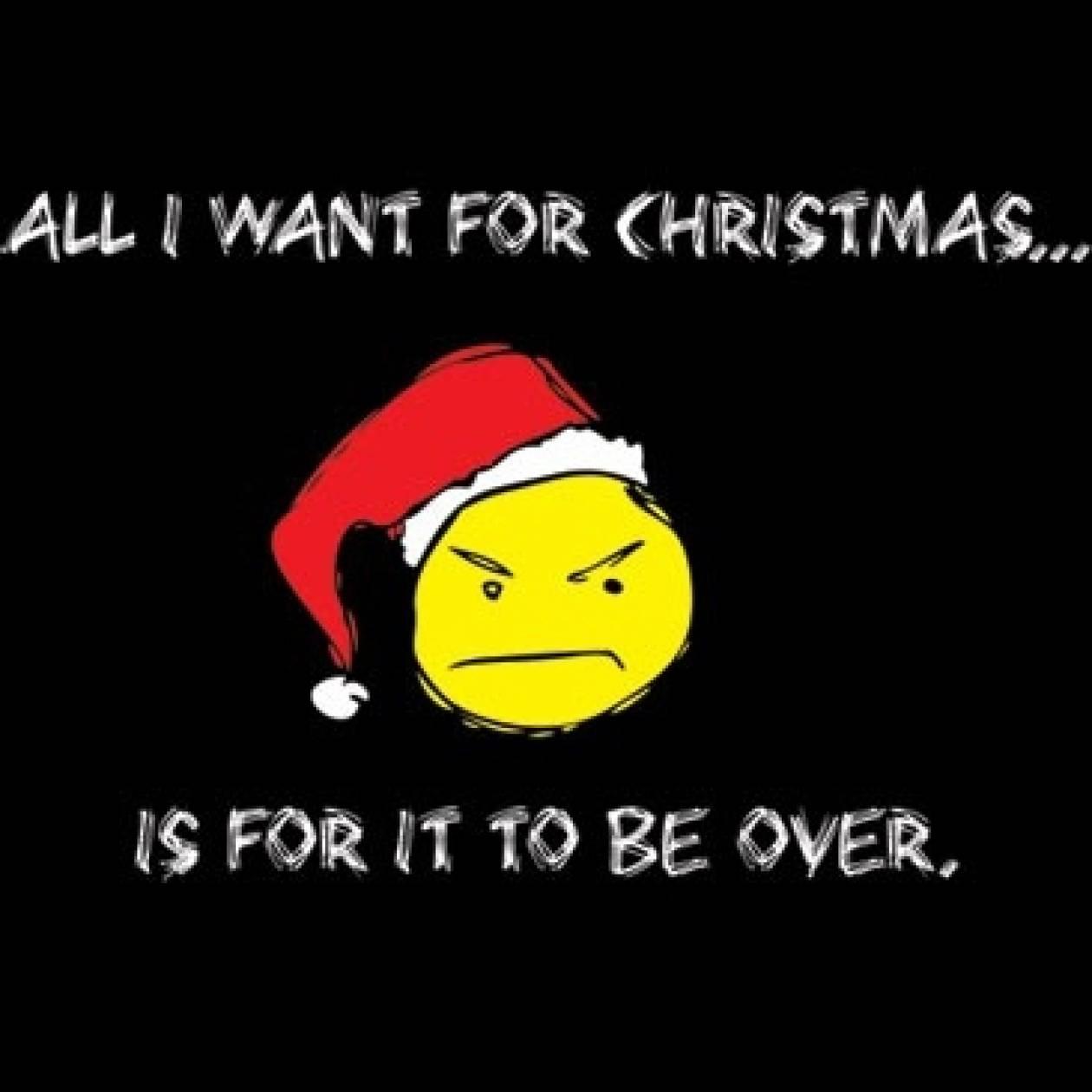 Μισείς κι εσύ τα Χριστούγεννα; Δεν είμαστε μόνοι!