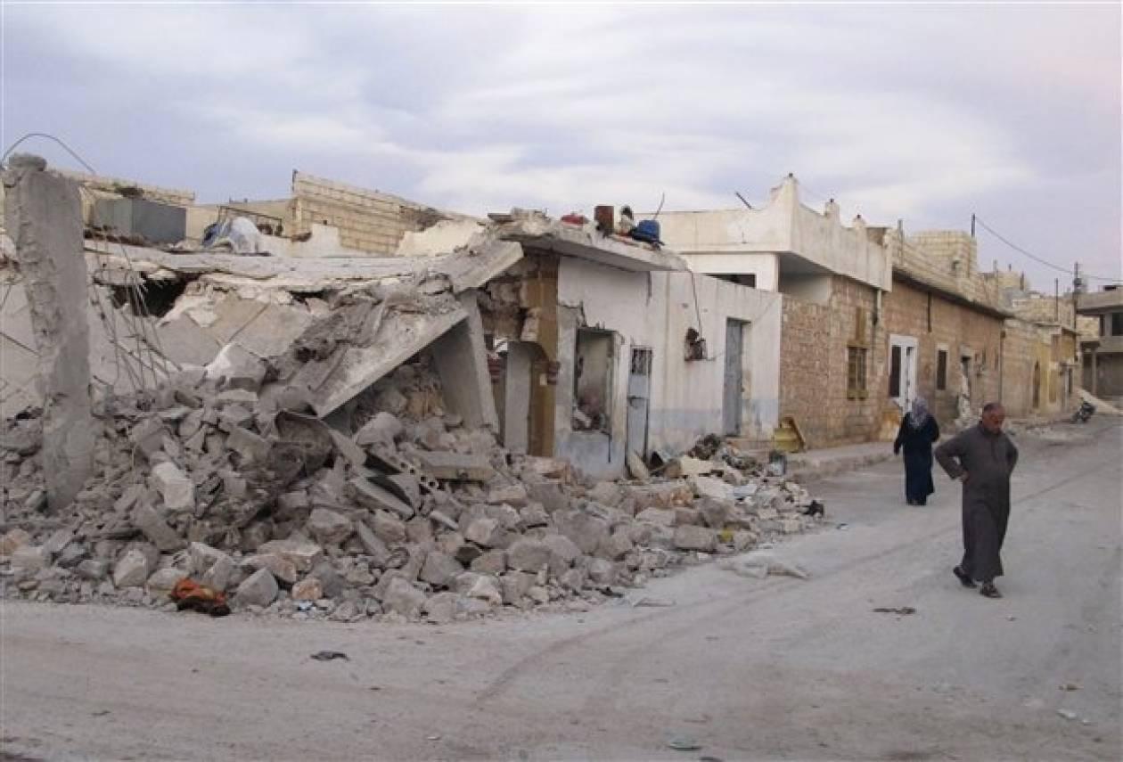 Η Άγκυρα αποστέλλει μεγάλη βοήθεια στους Σύρους αμάχους