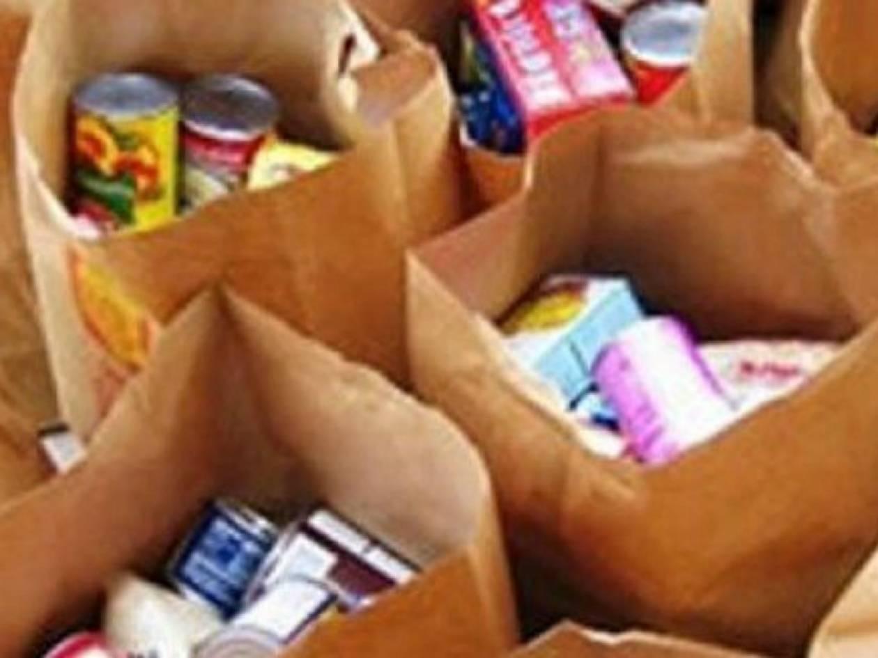 Σχολικό κίνημα συγκέντρωσε τρόφιμα για 3.500 άπορους