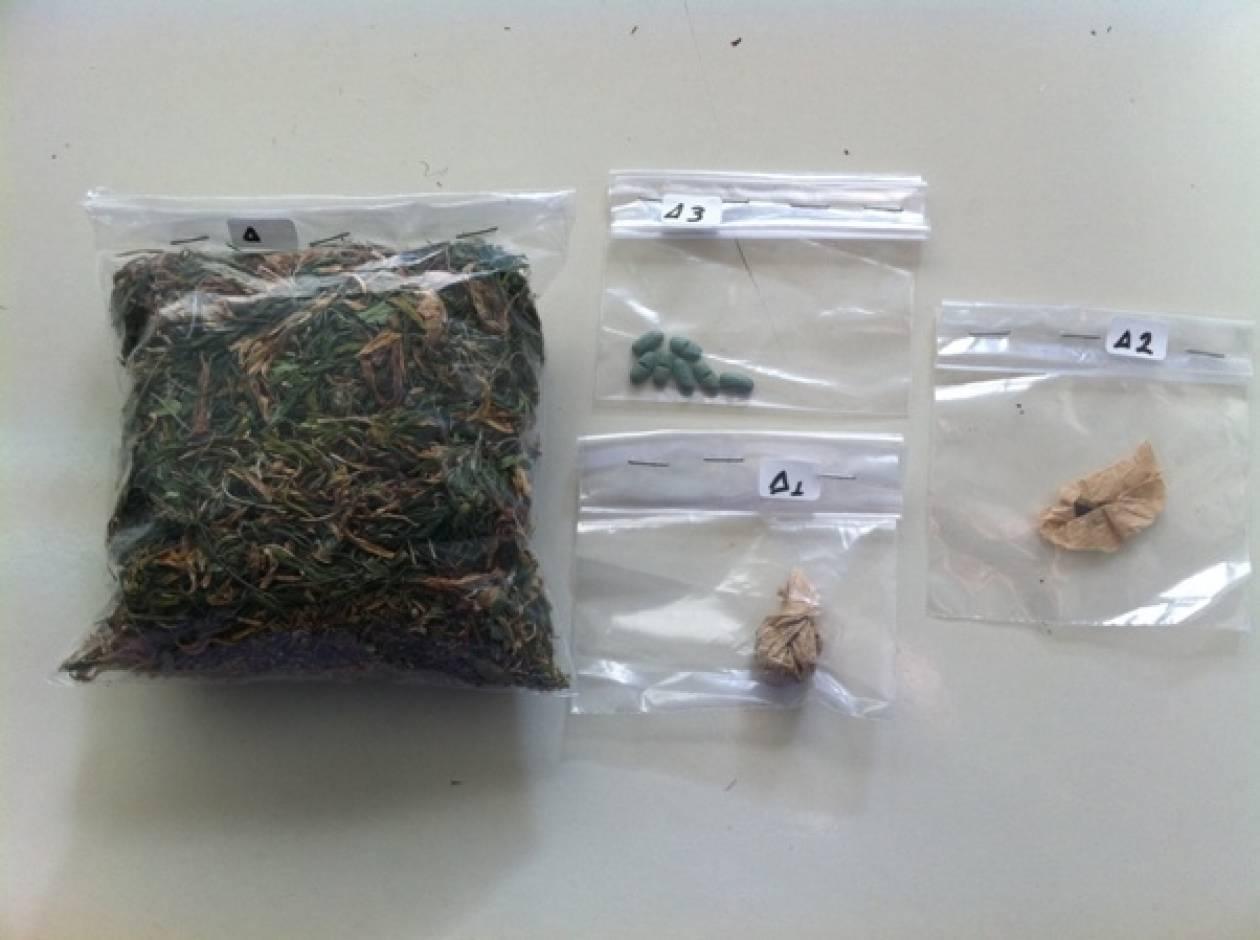 Συλλήψεις ΡΟΜΑ στην Κέρκυρα για κλοπές και ναρκωτικά