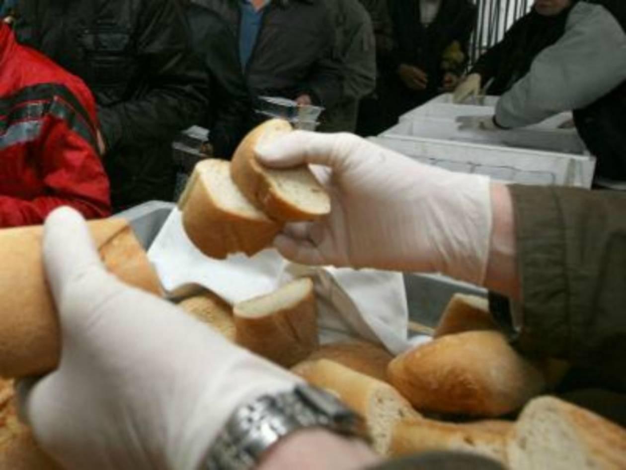 Γεύμα αγάπης για 500 άτομα στο Ρούφ