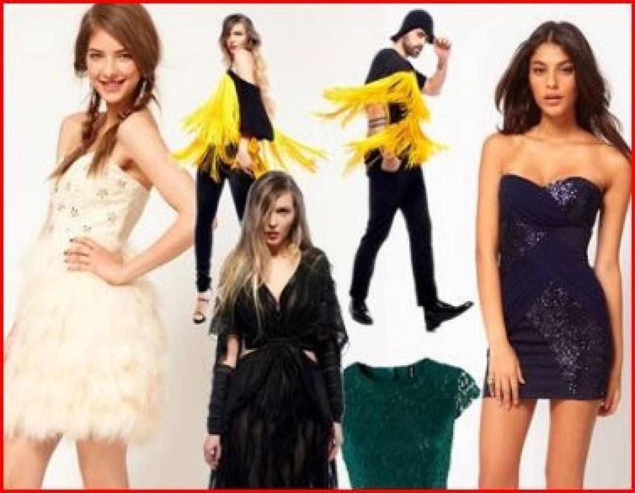 Το Queen.gr σας βοηθάει να διαλέξετε ρούχα για το ρεβεγιόν