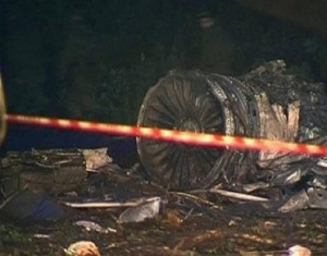 22 νεκροί σε συντριβή αεροσκάφους
