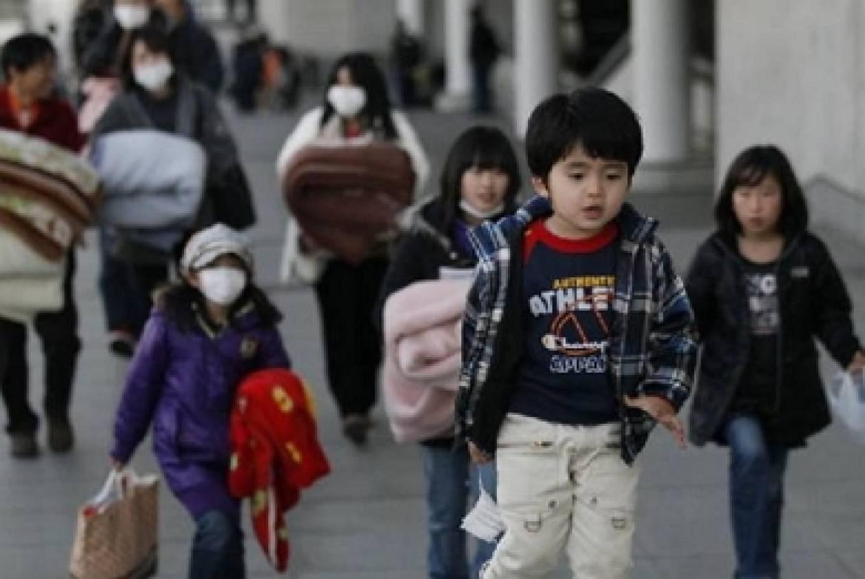 Αυξάνει το σωματικό βάρος των μικρών παιδιών στη Φουκουσίμα