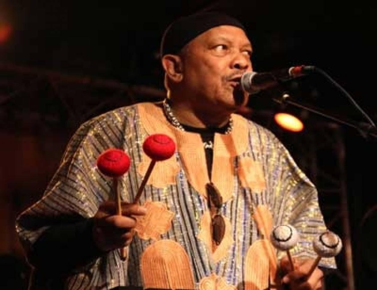 Ο Roy Ayers, ο νονός της new soul στο Gazarte