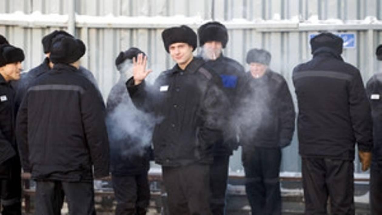 Ρωσία: Συλλήψεις σωφρονιστικών υπαλλήλων και διευθυντή φυλακής