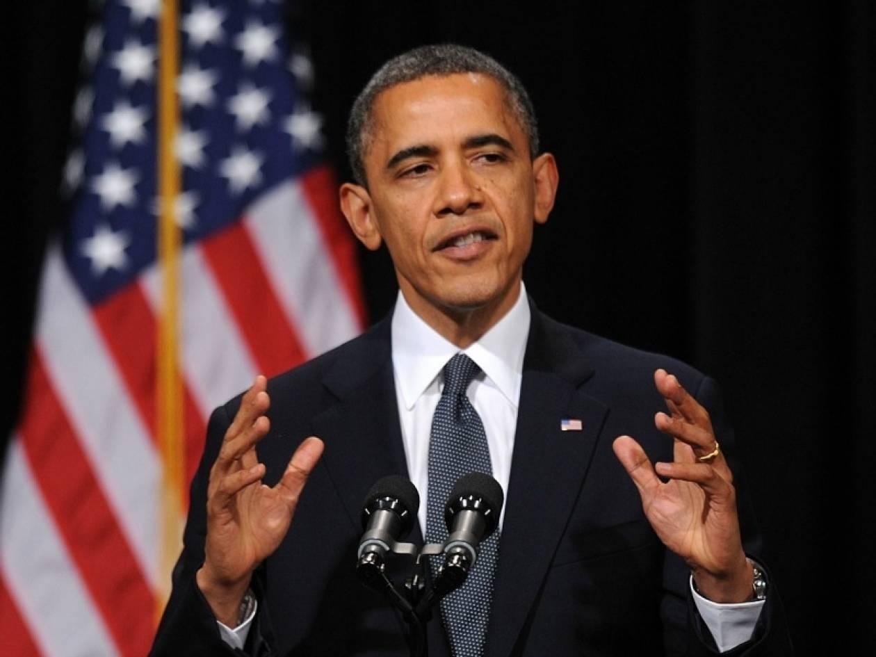 Οι φωτογραφίες που ανέβασε ο Ομπάμα στο twitter για «Χρόνια Πολλά»