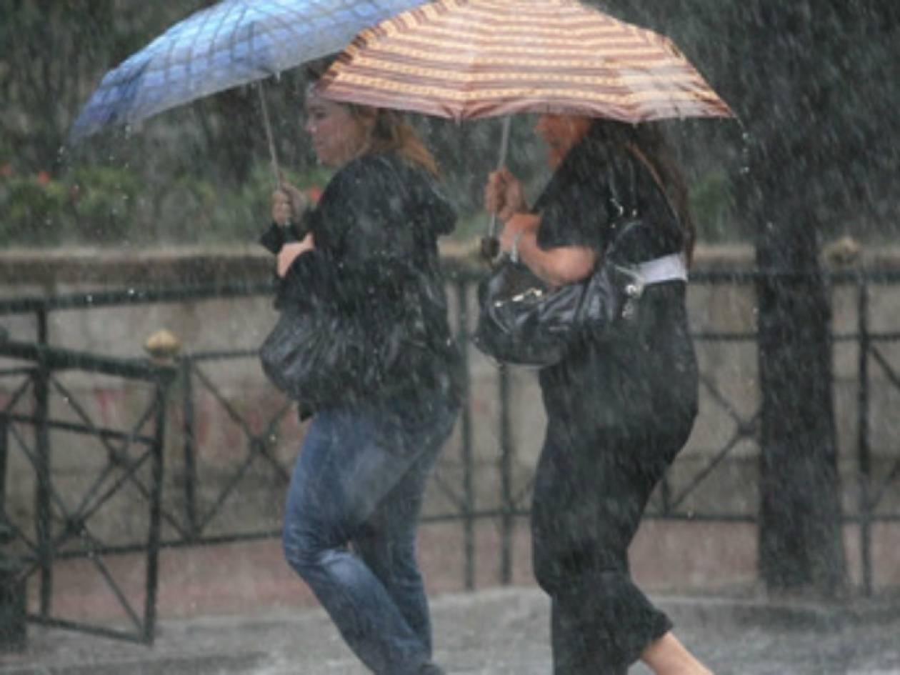 Καλοκαιρία ΤΕΛΟΣ: Επιδεινώνεται ο καιρός από αύριο