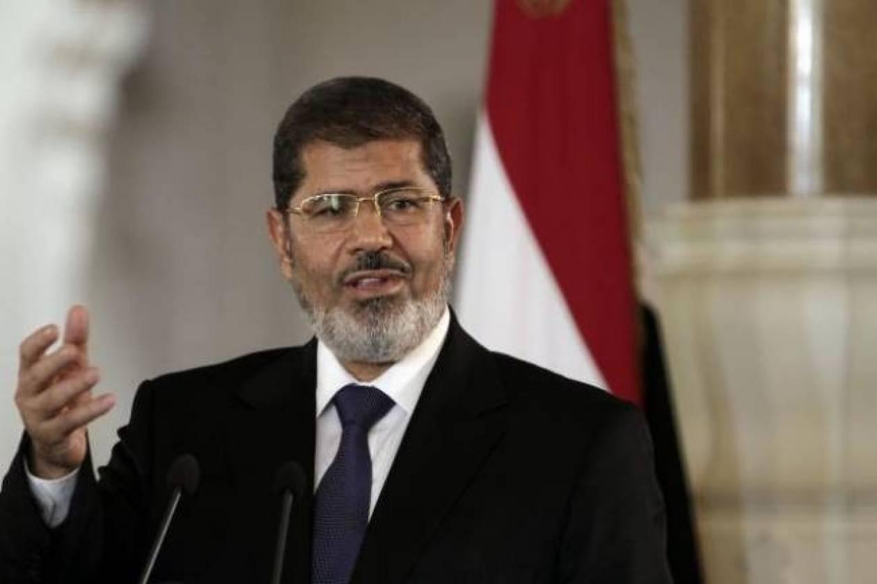 Αίγυπτος: Τηλεοπτικό διάγγελμα θα απευθύνει ο πρόεδρος Μόρσι