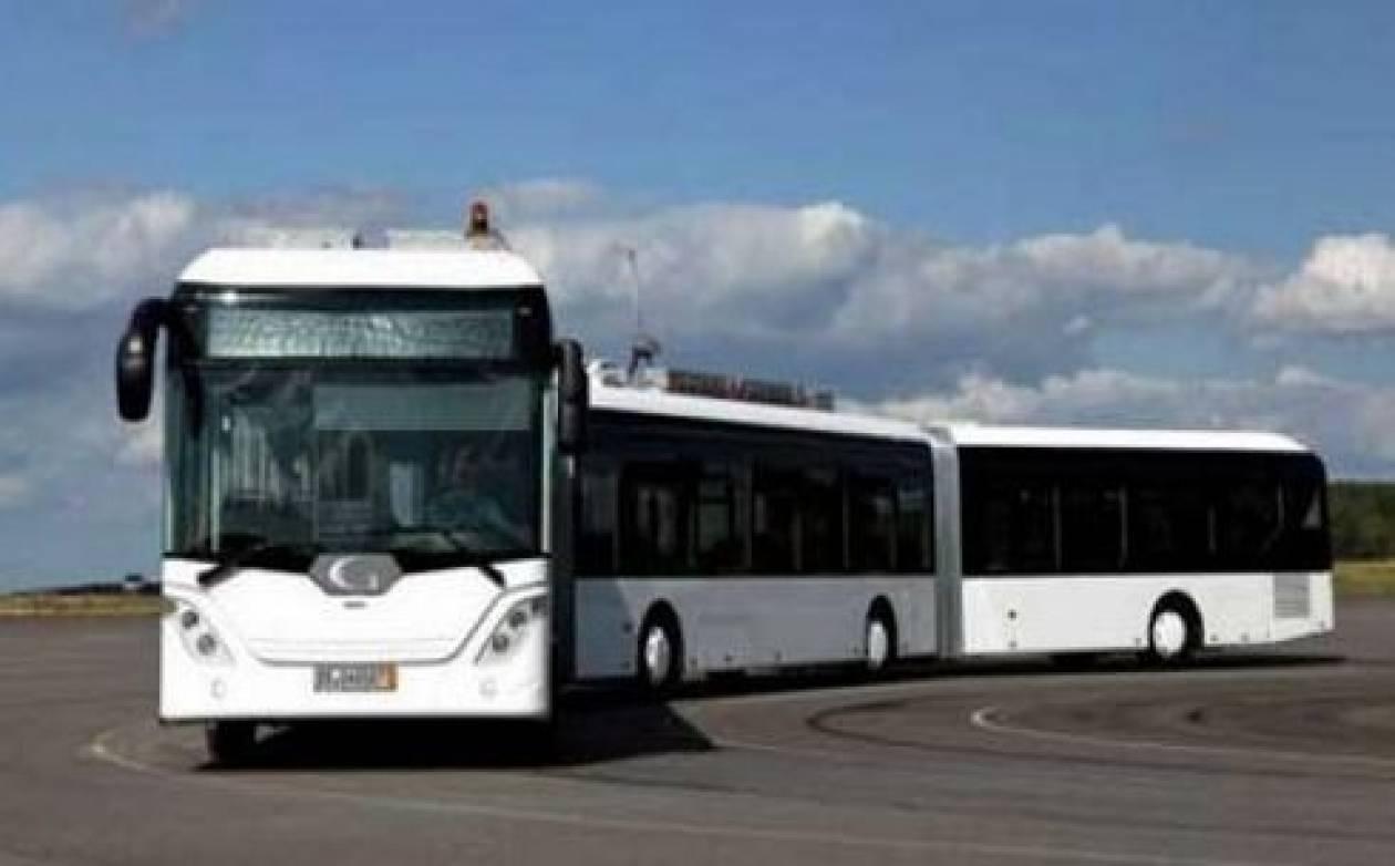 Το πιο μακρύ λεωφορείο στον κόσμο (pics)
