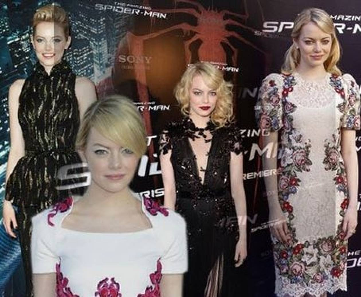 Emma Stone: η πιο καλοντυμένη σε promo tour της χρονιάς