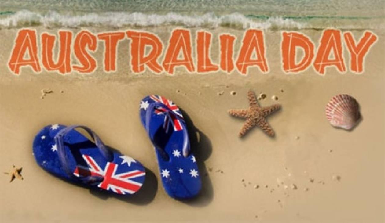Πέντε ομογενείς «Πρεσβευτές της Ημέρας της Αυστραλίας»