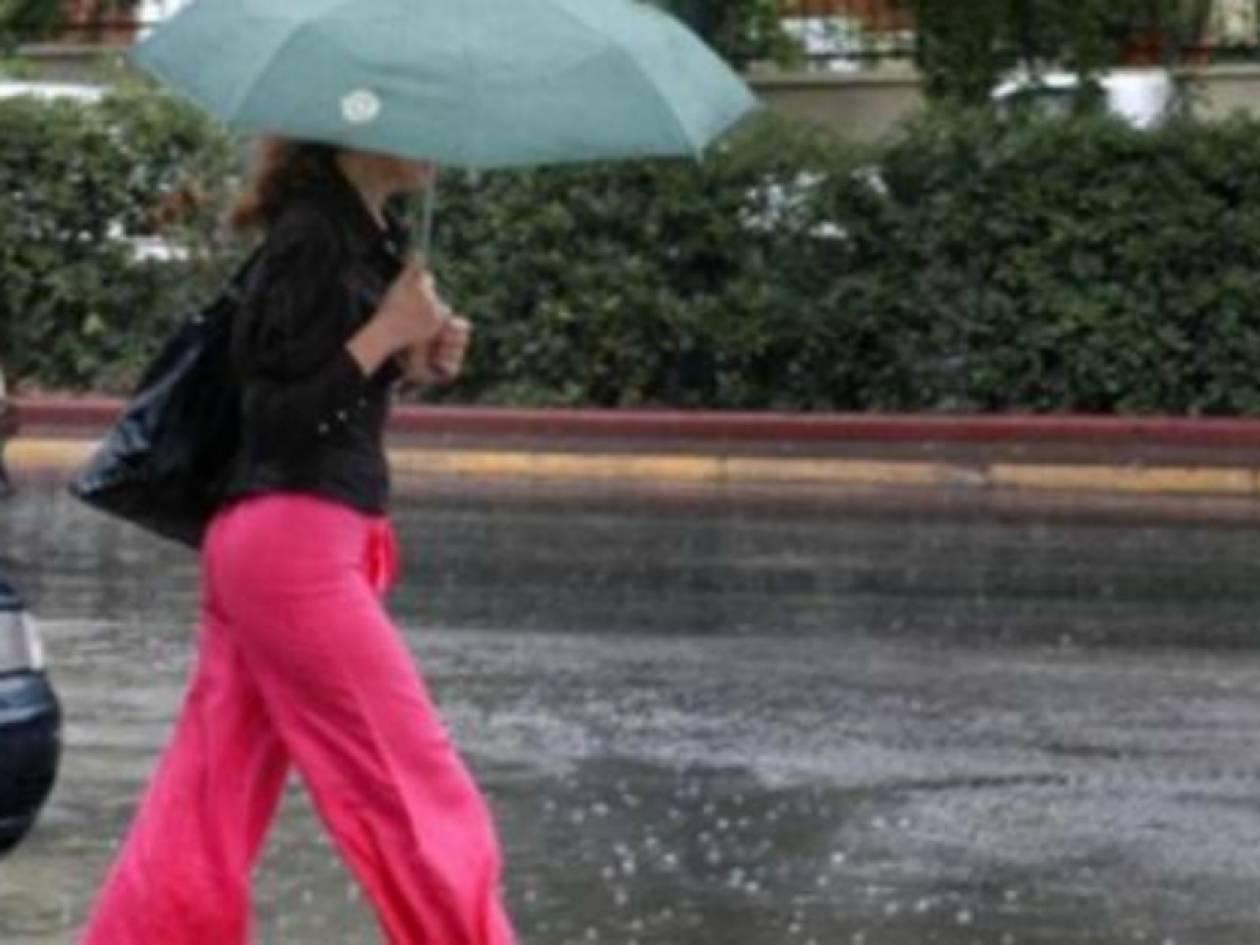 Χαλάει ο καιρός - έρχονται βροχές