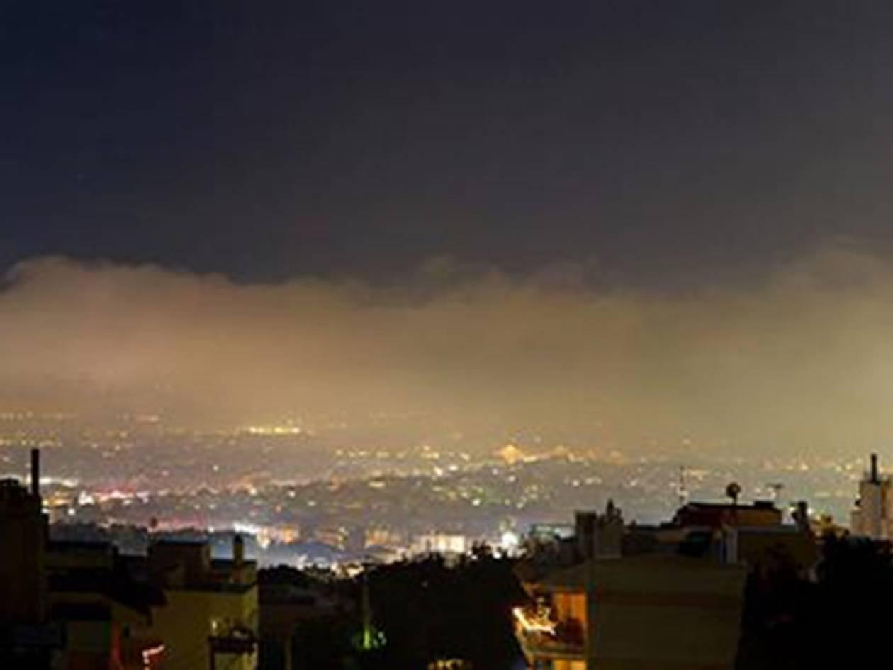 Η Αθήνα των καυσόξυλων
