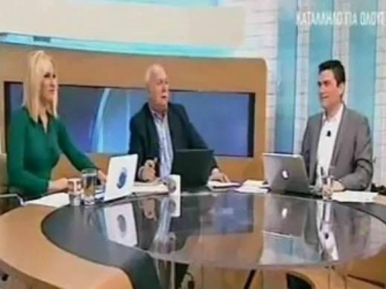 Γιώργος Παπαδάκης: «Γούστο μου και καπέλο μου να φύγω μια μέρα»