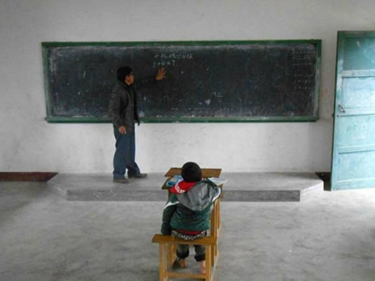 Απίστευτο: Σχολείο μόνο με έναν μαθητή! (pics)