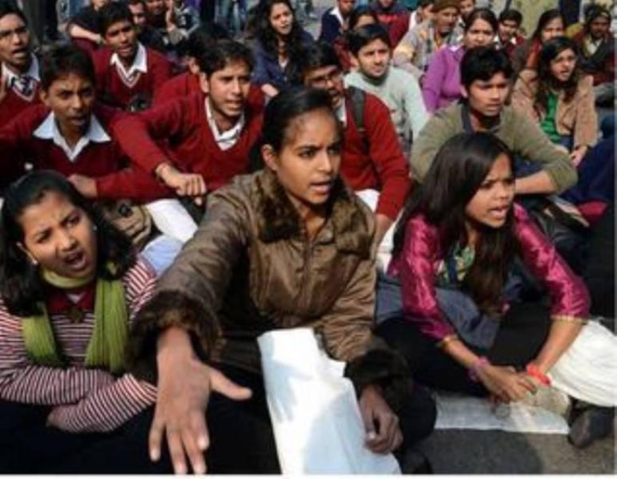 Σοκ: Νέα καταγγελία ομαδικού βιασμού στο Νέο Δελχί