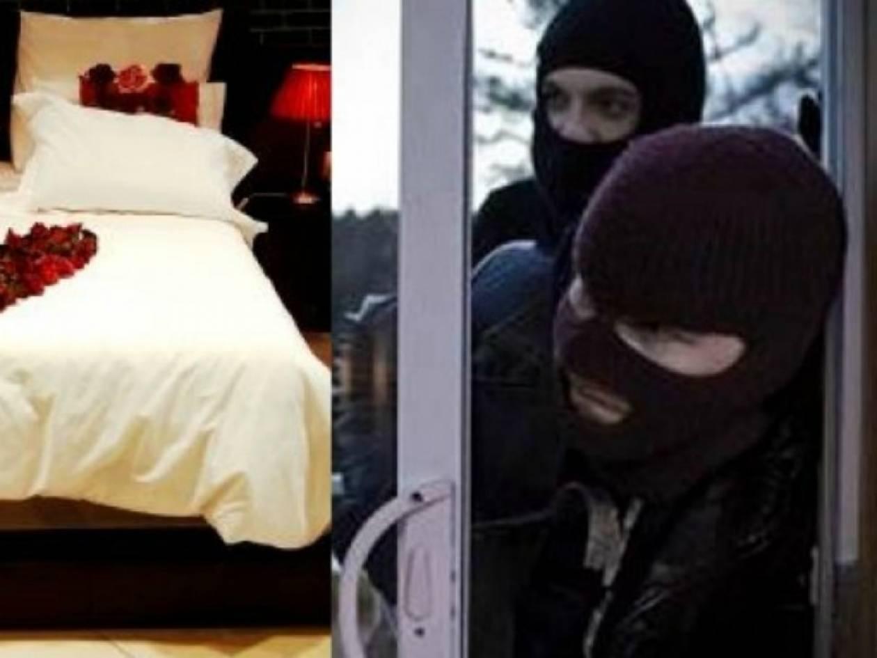 Κρήτη: Οι κλέφτες έκαναν... δώρο 10.000 ευρώ στους μελλόνυμφους!