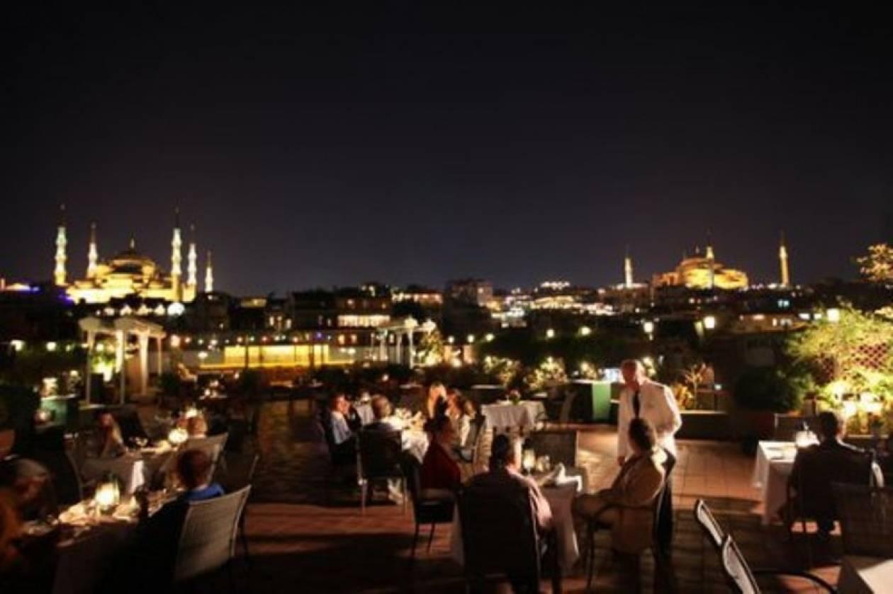 Αυξημένη η τουριστική κίνηση στην Τουρκία