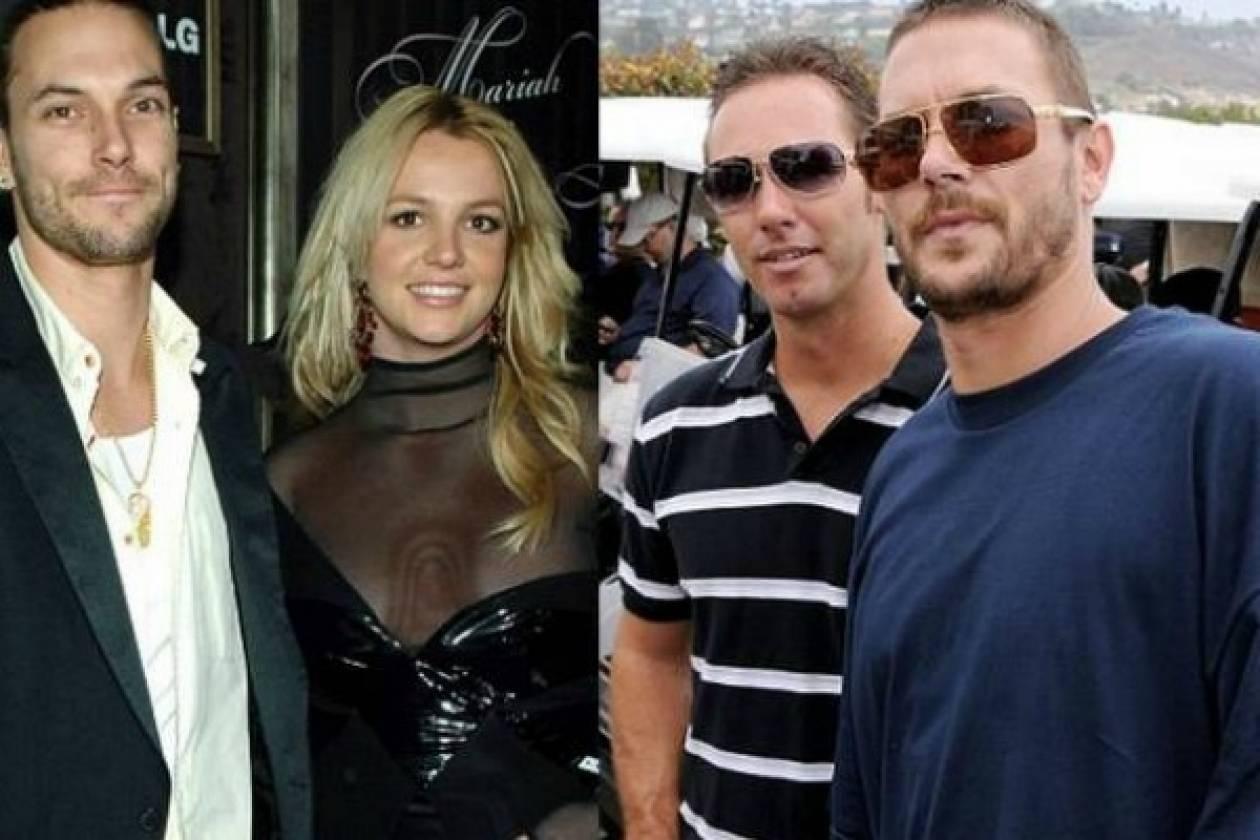 Ο αδερφός του πρώην της Britney δηλώνει πατέρας του γιου της