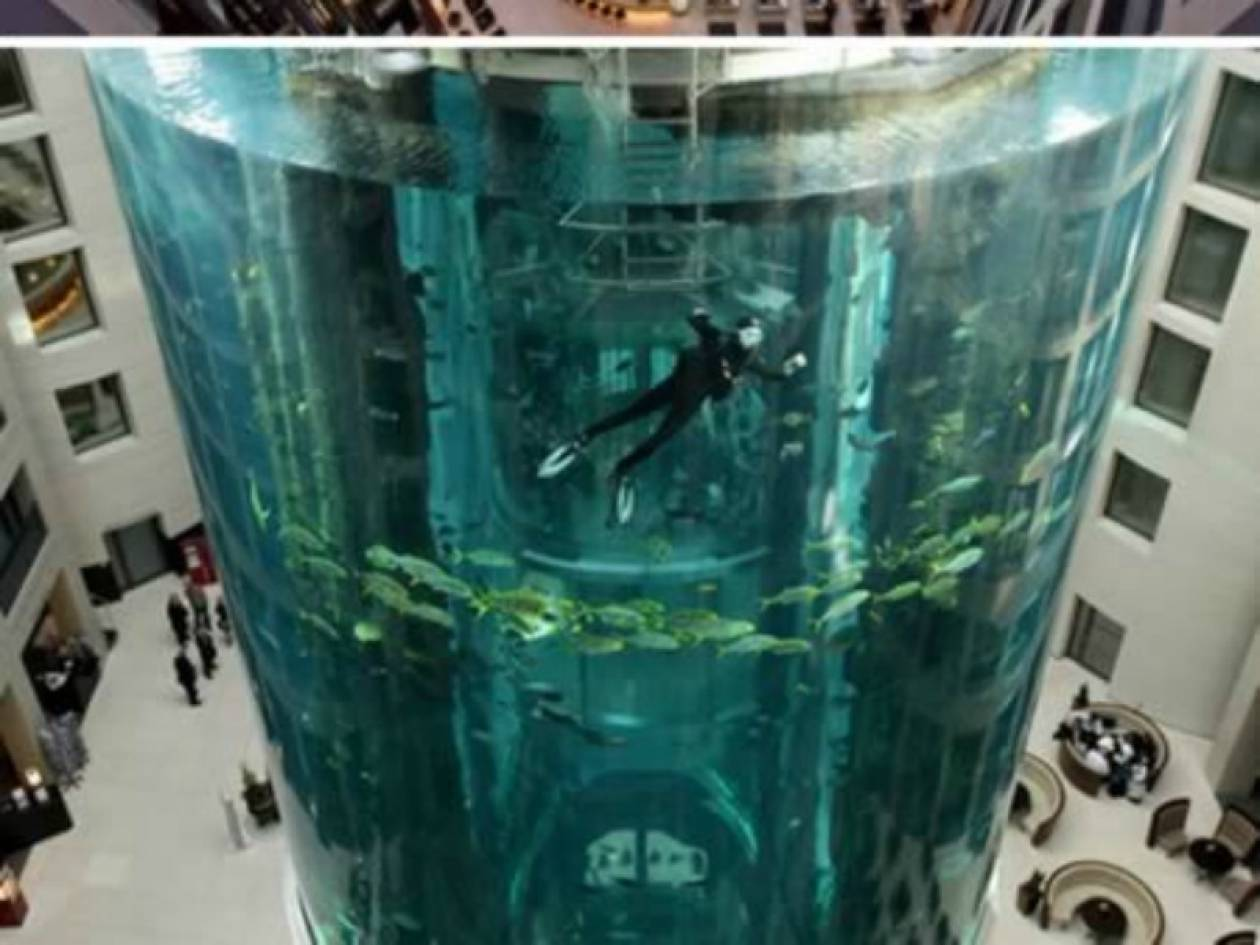 Τα πιο παράξενα ασανσέρ που έχετε δει!