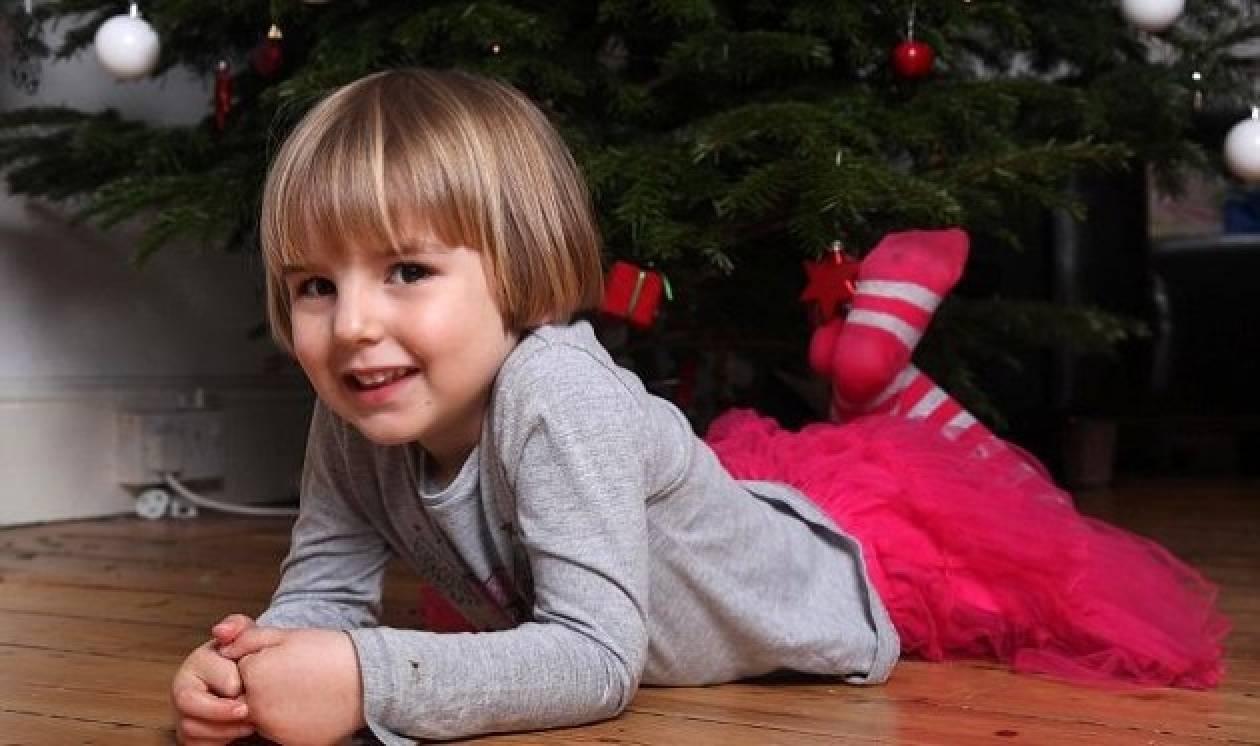Τα καλύτερα Χριστούγεννα: Η κόρη τους έγινε καλά μετά από εγκεφαλικό