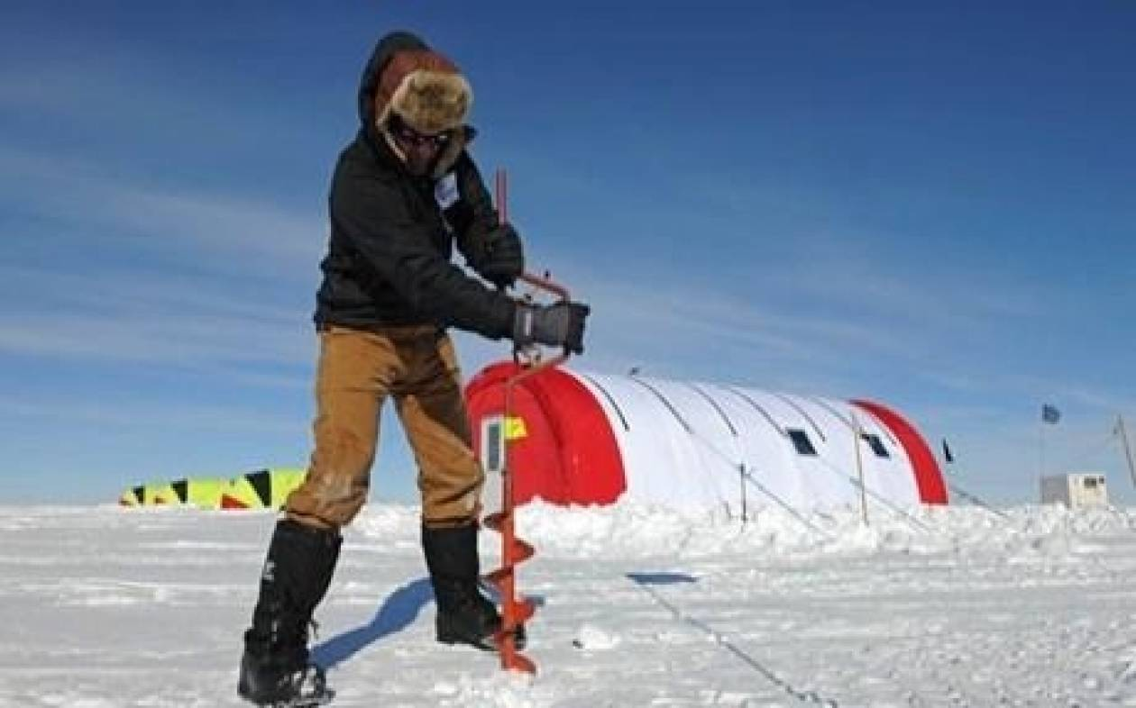 Τέλος στην αναζήτηση ζωής κάτω από τους πάγους