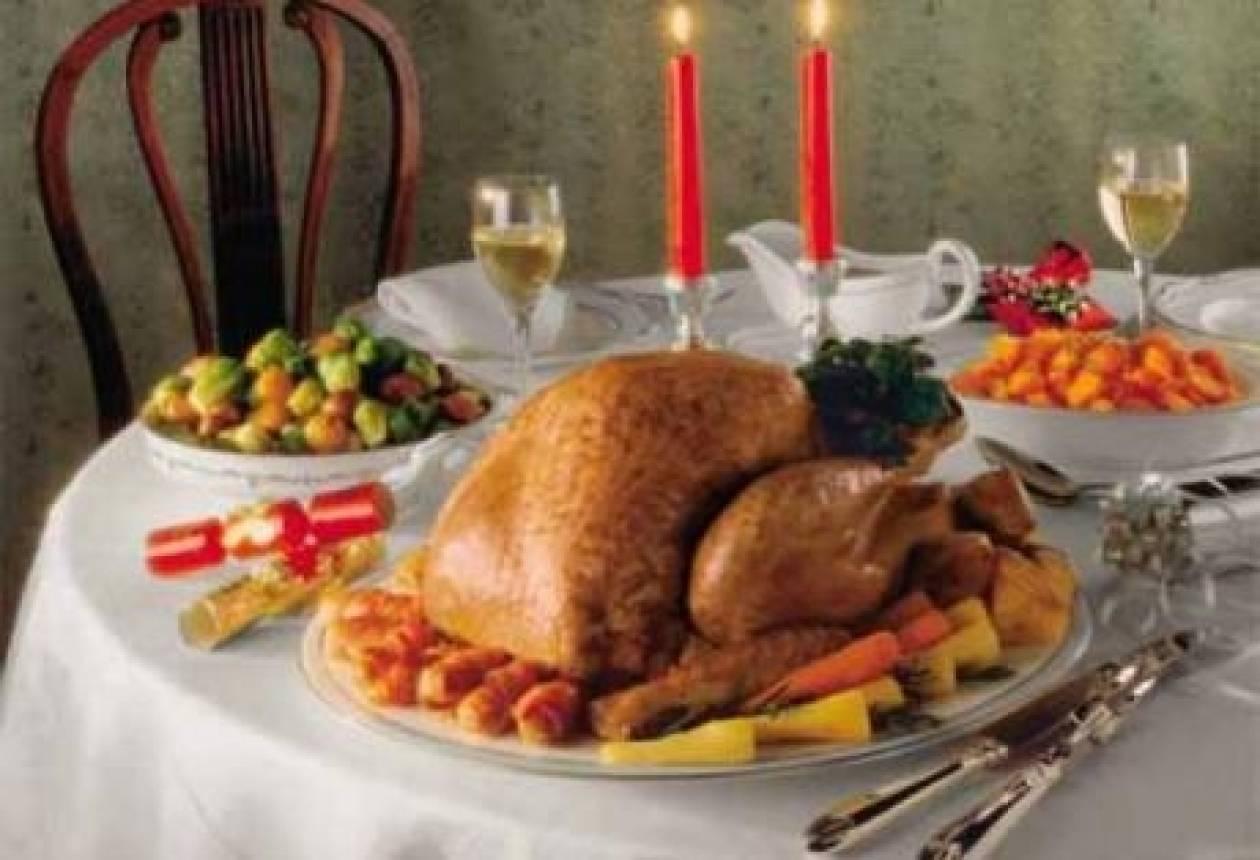 7 τροφές-αντίδοτο στη διατροφική κραιπάλη των Χριστουγέννων