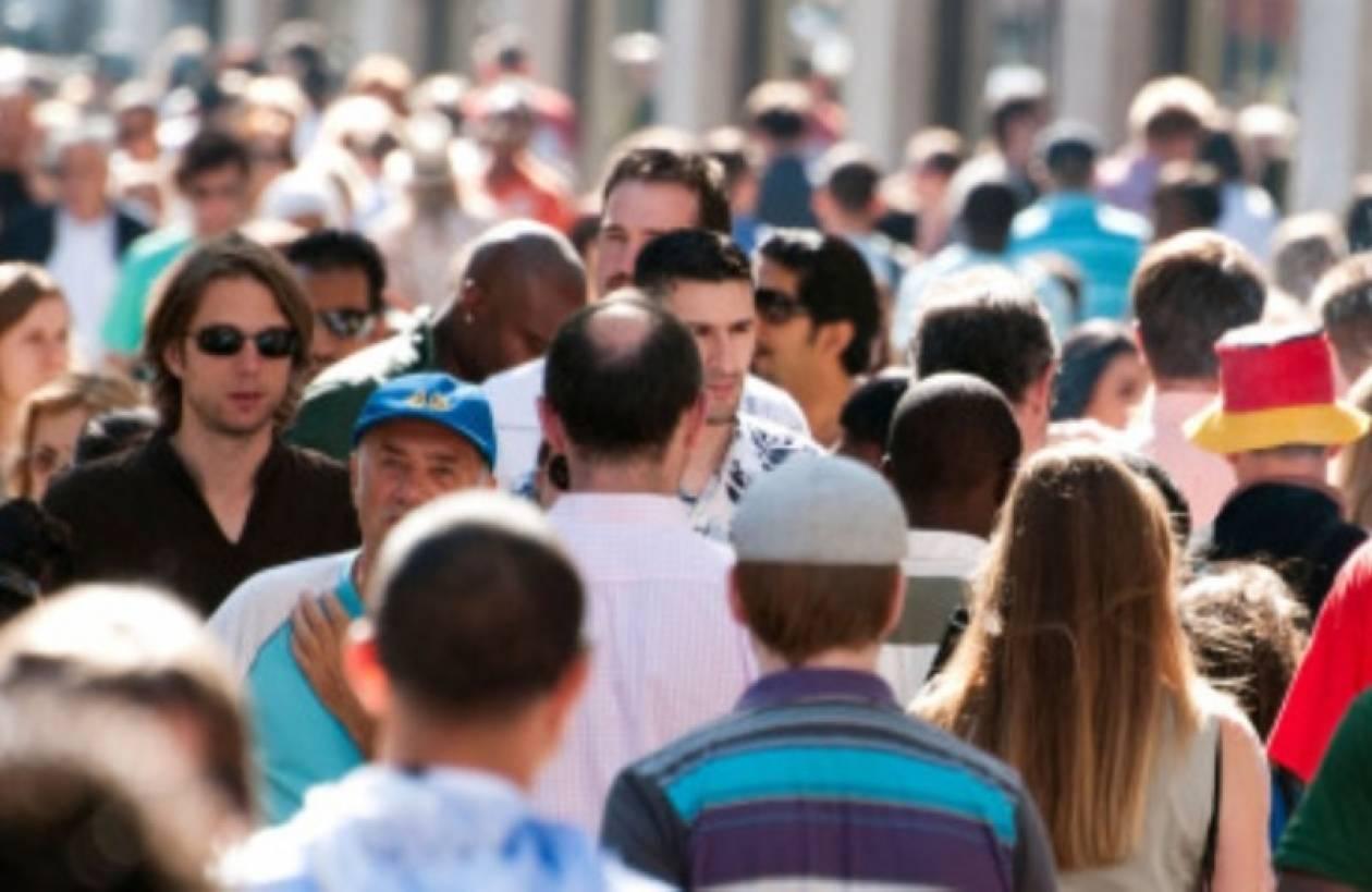 Στα 315,1 εκατ. ο πληθυσμός των ΗΠΑ