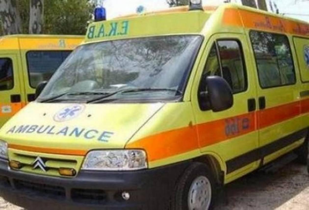 Τροχαίο με τραυματία έναν 18χρονο στη Χαλκίδα