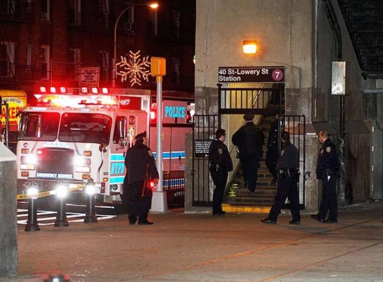 Τρόμος στις ράγες: Δεύτερος νεκρός στο μετρό της Νέας Υόρκης