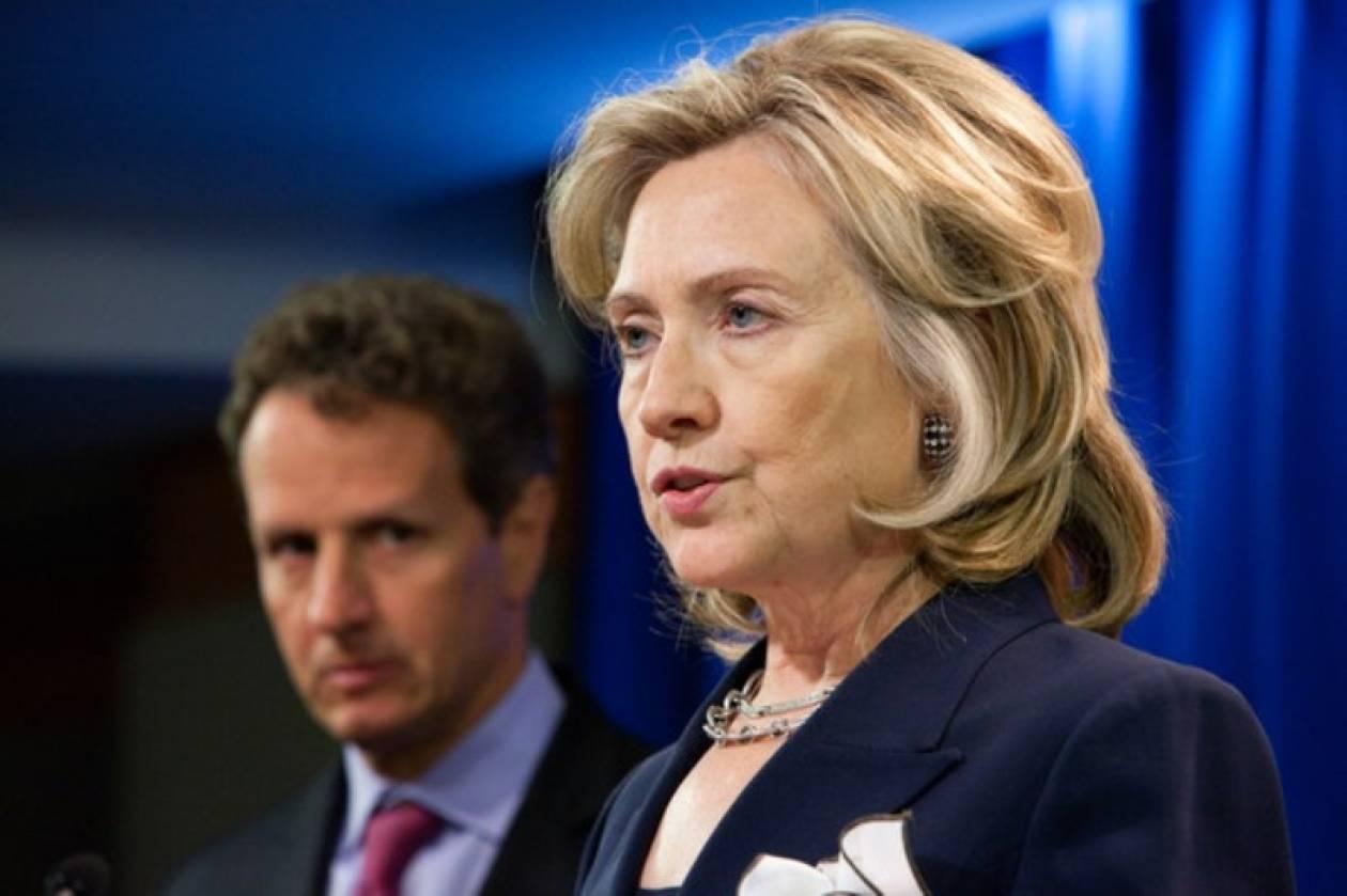 Η Χίλαρι Κλίντον εξακολουθεί να αναρρώνει