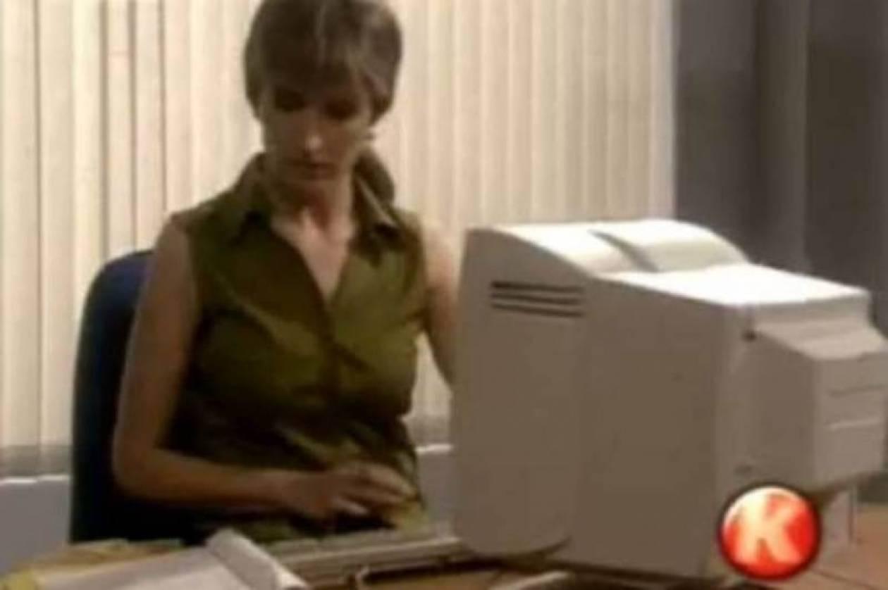 Τι γίνεται όταν επιστρέφεις στη δουλειά μετά από 30 χρόνια; (video)