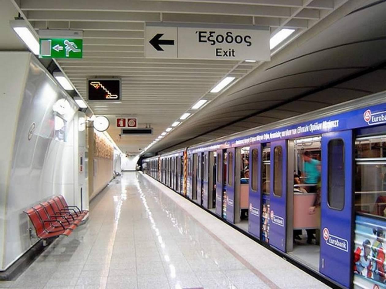 Χωρίς Μετρό και Ηλεκτρικό την Πρωτοχρονιά